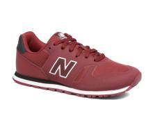 KD373 Sneaker in weinrot