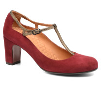 Jas Pumps in rot