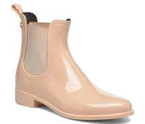 Comfy Stiefeletten & Boots in beige