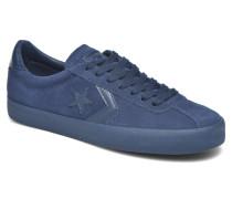 Break Point Mono Suede Ox Sneaker in blau