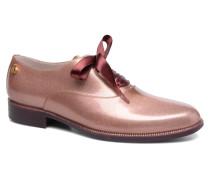 Sparkle Schnürschuhe in rosa
