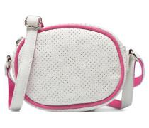 Micro Sac Perforé Handtaschen für Taschen in weiß