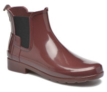 Original Refined Chelsea Gloss Stiefeletten & Boots in lila