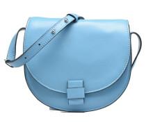 Falala Leather Cross Body Handtaschen für Taschen in blau
