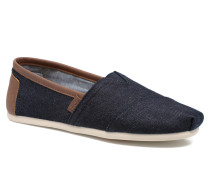 Seasonal Classics H Espadrilles in blau