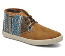 Safari Tejidos Etnicos Sneaker in braun