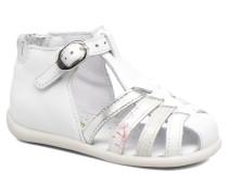 Guppy4 Sandalen in weiß
