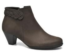 Manuelle Stiefeletten & Boots in grau