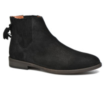 Dark chelsea Croute vintage Stiefeletten & Boots in schwarz