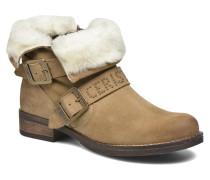 Janis Stiefeletten & Boots in beige