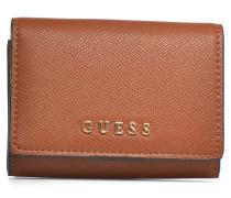 Isabeau Portemonnaie Portemonnaies & Clutches für Taschen in braun