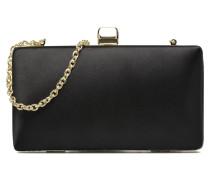 Minaudière satin Mini Bags für Taschen in schwarz