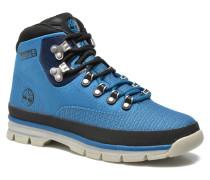 Euro Hiker Jacquard Sneaker in blau