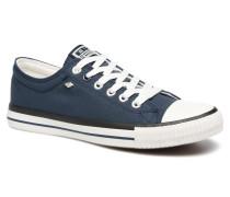Master lo Sneaker in blau
