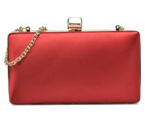 Minaudière satin Mini Bags für Taschen in rot