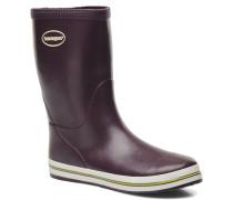 Aqua Rain Boots Stiefeletten & in lila