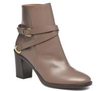 Magenta Half boot Hill Stiefeletten & Boots in beige