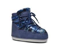 Buzz Paillettes Stiefeletten & Boots in blau