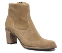 Legend 7 zip boot Stiefeletten & Boots in beige