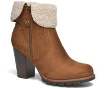 Claire F Stiefeletten & Boots in braun