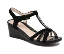 Sweet III 2 Sandalen in schwarz