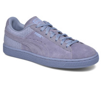 Suede Classic Casual W Sneaker in lila