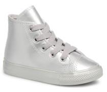 CTAS HI Sneaker in silber