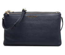 ADELE DBL GUSSET CROSSBODY Handtaschen für Taschen in blau
