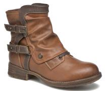 Abate Stiefeletten & Boots in braun
