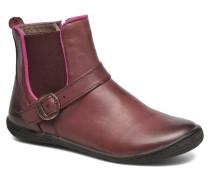 Cadmium Stiefeletten & Boots in weinrot