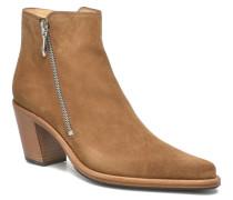 Okao 7 Boot 2 Zip Stiefeletten & Boots in braun
