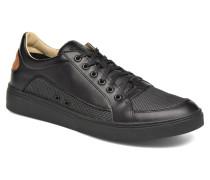 SGroove low Sneaker in schwarz