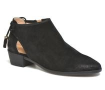 Jennings Flat Bootie Stiefeletten & Boots in schwarz