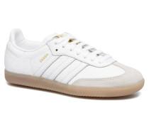 Samba W Sneaker in weiß