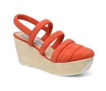 Edwige 6 Sandalen in orange