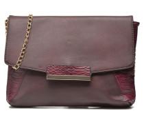 Rockabilly Handtaschen für Taschen in weinrot