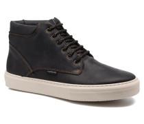 Bota Piel Cuello 2 Sneaker in schwarz
