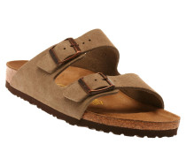 Arizona Velours M Sandalen in grau