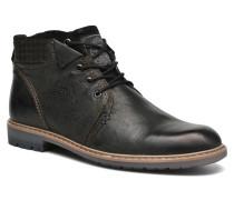 Revo K2830 Schnürschuhe in schwarz