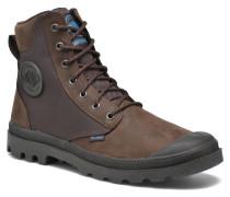 Spo Cu Wp Stiefeletten & Boots in braun