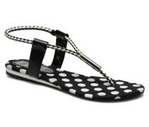Capucine Sandalen in schwarz