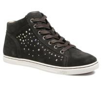 Taylah Crystals Sneaker in grau