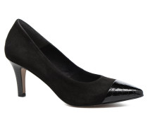 Gazania Pumps in schwarz