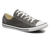All Star Dainty Canvas Ox W Sneaker in grau