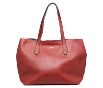 Sac Shopper Handtaschen für Taschen in rot
