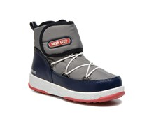 WE Jr Strap Stiefeletten & Boots in grau