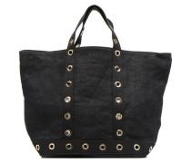 Cabas Lin Œillet M+ Handtaschen für Taschen in schwarz