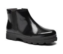 1980 46812 Stiefeletten & Boots in schwarz