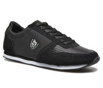 Disco Sneaker in schwarz