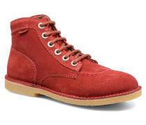 Orilegend F Schnürschuhe in rot